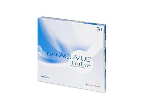 1 Day Acuvue TruEye (90 Linsen)