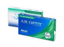 Air Optix for Astigmatism (3 Linsen)