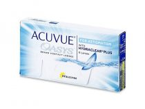 Acuvue Oasys for Astigmatism (6 Linsen)
