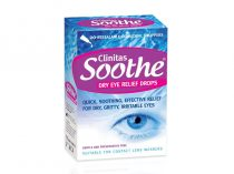Clinitas Soothe Dry Eye Relief Drops (x20)