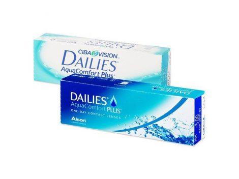 Dailies AquaComfort Plus (10 Linsen)